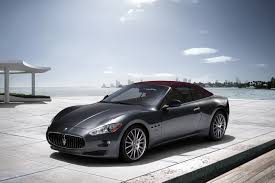 maserati v10 car lovers super cars maserati grancabrio priced from 95 630