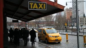 nissan nv200 taxi 25 year nyc taxi driver says nissan nv200 fits the bill