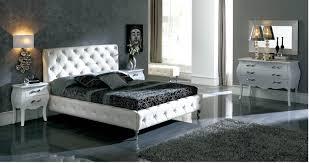 White Bedroom Furniture Set 621 Nelly White Bedroom Furniture Set By Dupen Spain Italmoda