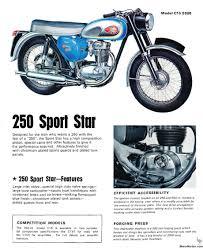 bsa 1965 c15 ss80 sport star jpg 920 1120 bsa c15 ss80 pinterest