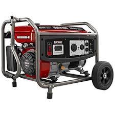 black friday generator deals amazon com black max 3 650 watt portable gas generator home