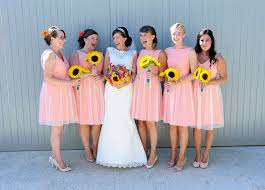 50 s style wedding dresses tulle bridesmaids dress vintage style polka dot bridesmaid
