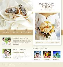 best wedding album website search engine marketing and website construction services