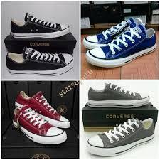 Sepatu Converse Pic sepatu converse sepatu converse low elevenia