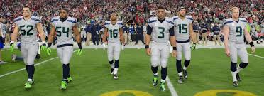 seahawks to wear wolf grey uniforms on sunday football at