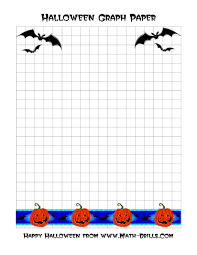 halloween math math halloween graph paper a halloween math worksheet