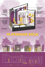 finalists 2017 life of an architect playhouse design competition