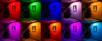 color changing flood light bulb high power 10w rgb led flood light fixture with wireless rf remote