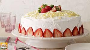 white chocolate strawberry tres leches cake youtube