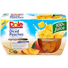 dole fruit bowls order dole fruit bowls diced in 100 fruit juice fast