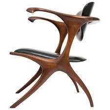 early and rare evert sodergren u0027sculptured u0027 chair circa 1955 for