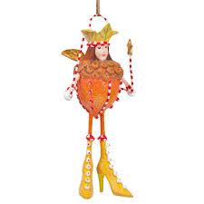 krinkles ornaments by patience brewster adelaide acorn mini