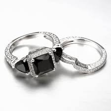 vancaro engagement rings vancaro princess c vancaro princess cut black lab created