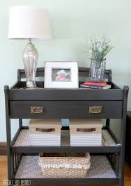 Using A Dresser As A Changing Table 10 Brilliant Ways To Repurpose A Changing Table