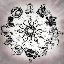 horoscope birth zodiac star signs tattoo designs photo 1 2017