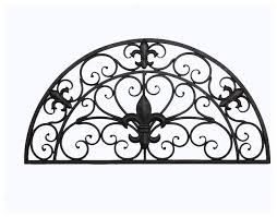 Iron Wrought Wall Decor Futuristic Wrought Iron Wall Decor For Artistic Home Style Home