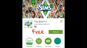 sims 3 free android how to install the sims 3 for free on any android