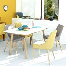 chaises table manger chaise table salle a manger thecrimson co