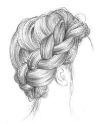 sketches of hair pin by carinna love on art ideas pinterest drawings drawing