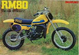 suzuki rm80 1980 project old moto motocross forums
