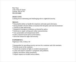 resume for security guard with no experience sample cover letter for security guard position dokument page not