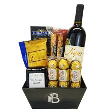 gift baskets with wine the california wine coffee gift wine gift basket the brobasket