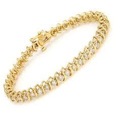 golden diamond bracelet images Diamond tennis bracelets buy diamond bracelets in canton ga jpg