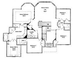 House Plans With Dual Master Suites by Captivating 90 Master Bedroom Floor Plans Decorating Design Of