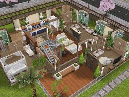 house 61 ground level sims simsfreeplay simshousedesign my