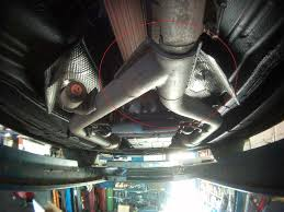 ford racing exhaust mustang v6 how to install ford racing true dual exhaust on your 2005 2009