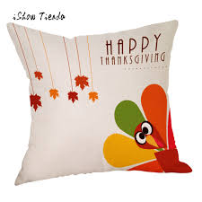 Thanksgiving Pillow Covers Online Get Cheap Fall Pillow Covers Aliexpress Com Alibaba Group