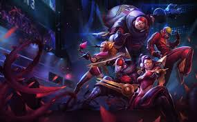 Halloween Summoner Icons Surrender At 20 Worlds 2016 Hits The Rift Championship Zed