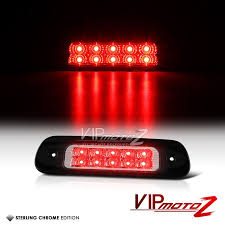 2001 jeep grand cherokee brake light 1999 2000 2001 2002 2003 2004 grand cherokee wj chrome led third