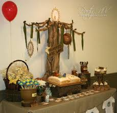 Classic Pooh Baby Shower Classic Pooh Baby Shower Party Ideas Photo 3 Of 29 Catch My Party