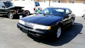 1992 Ford Thunderbird 1993 Ford Thunderbird Sc Supercharged 48k Orig Miles 2 Owner Super