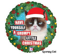 18 grumpy cat balloon
