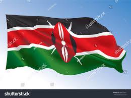 Images Kenya Flag Kenya Flag Stock Vector 484872061 Shutterstock