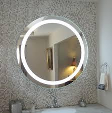 4 led lights mirror circle vanity mirror with lights led lighted bathroom mirrors