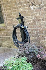 wall decor inspirational decorative garden hose holder wall