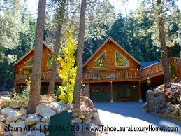 luxury newer construction mountain homes for sale donner lake