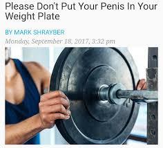 Mark Shrayber by Body Builder Sticks