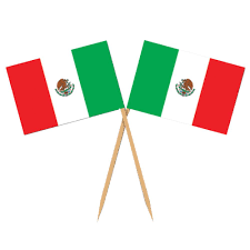 Mexican Flag Cartoon Mexican Themed Party Supplies