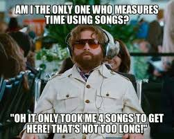 Song Meme - my favorite time measurement system in the end internet meme
