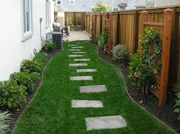 i like the idea of pavers going through the dog run so i have a