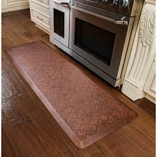 wellness mat wellness mat 6 u0027x2 u0027 entwine light antique