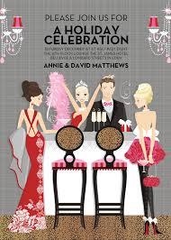 in 270 couture cocktails classic party invites doc milo