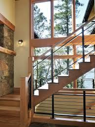 stairs astounding metal banister remarkable metal banister