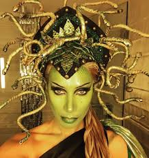 Medusa Halloween Costumes 12 Times Popstars Absolutely Nailed Halloween Costumes