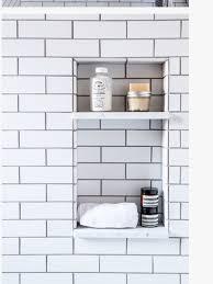 Corian Shower Shelf Solid Surface Shower Niche Shelf