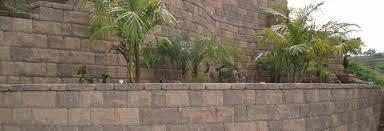 retaining walls u0026 landscape walls keystone century wall